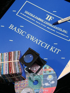 TF Swatch Kit Basic